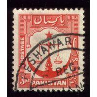 1 марка 1954 год Пакистан 24с