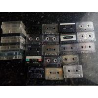 Коллекция аудиокассет.Цена за все.САМОВЫВОЗ.