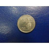 Аруба 5 центов 2008 г.