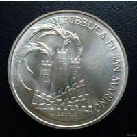 Сан-Марино. 500 лир 1984 г.