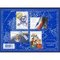 Франция космос евро