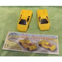 Благородные спортивные автомобили Серия киндер
