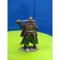 Солдатики оловянные(военно-историческая миниатюра) казак Тарас Бульба