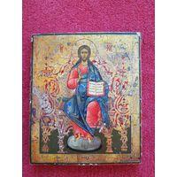 Икона Господь Вседержитель на Престоле.
