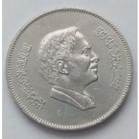 Иордания 100 филсов 1989 года(1409)