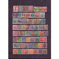 Германия Веймар 2 скана, 100 марок ГАШ С 1 РУБ 1919-1923 гг