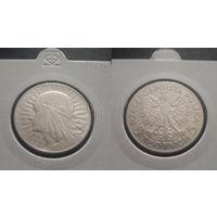 Польша - 5 злотых 1934