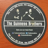 Подставка под пиво Guinness No 54