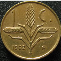 1к Мексика 1 сентаво 1962 распродажа коллекции