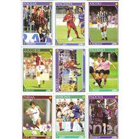Футбольные карточки.Чемпионат Италии