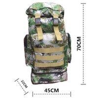Тактический рюкзак (армейский) 70 литров, Russia