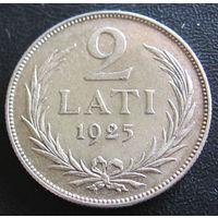 2 лата 1925 отличные!