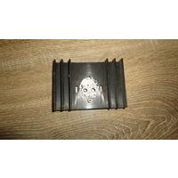 Радиатор охлаждения 92х65х18мм
