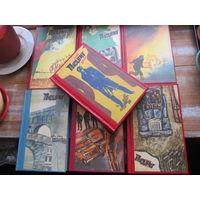 """Подвиг -библиотека приключений (приложение к журналу """"сельская молодежь"""""""