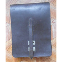 Полевая сумка, планшет, 1960-е, кожа