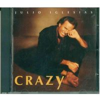 CD Julio Iglesias - Crazy (1994)