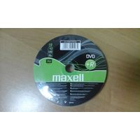 Диск DVD-R 4.7Gb 16x MAXELL по 10 шт. в пленке 275734