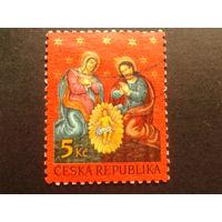 Чехия 2000 Рождество полная