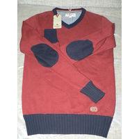 ДЕМИ .  Брендовый стильный  пуловер Lee Cooper из Праги .Хлопок