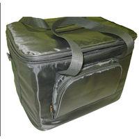 """СУМКА-ТЕРМОС, сумка-холодильник, термосумка """"Дорожная"""", 15 литров с гарантией."""