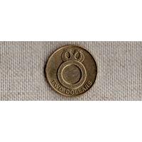 Соломоновы острова 2 доллара 2012 /культура/(D)