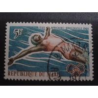Мали 1965 плавание