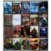 Компьютерные игры на DVD (сборка) (цена за 1 диск)