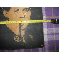 Панно портрет Есенина