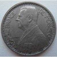 Монако 10 франков 1946 г.