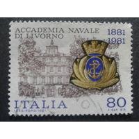 Италия 1981 морская академия