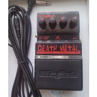 Гитарная примочка Digitech DEATH METAL
