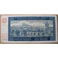 Богемия и Моравия - 1940 - 100 крон (P7а)