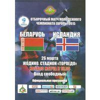 2013 Беларусь U-21 - Исландия U-21