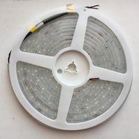 БЕЛАЯ 3528 светодиодная лента. 5 метров. Влагозащищеная IP67. 6 Вт/м. 60 светодиодов на метр