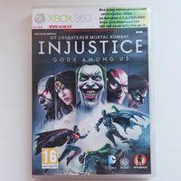 Injustice: Gods Among Us. X-BOX 360. LT+3.0. Игра для прошитого xbox