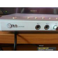 DVD-плеер LG DK476XB, б/у