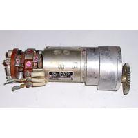 Электродвигатель Д-5ТР с редуктором.