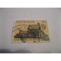 Марки Австралии No 55