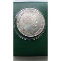 Монета 1 рубль александр