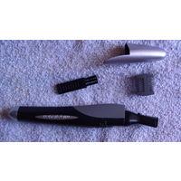 Триммер чёрный для стрижки в носу, ушах, бровей и ресниц.  распродажа