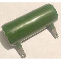 ПЭВ-25 Вт. 1,5 кОм ((цена за 2 штуки)) Проволочные Эмалированные Водостойкие резисторы. 1,5k 1,5ком 1,5к