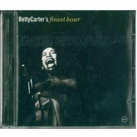 CD Betty Carter - Betty Carter's Finest Hour (2003)