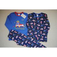 Пижама англ.фирмы Mini Club размер 4-5 лет 104-110 см