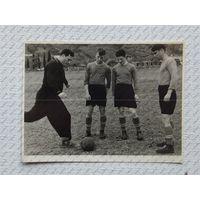 Футболисты Динамо Минск  1950-е годы