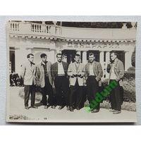 Футболисты Динамо Минск 1950-е годы  фото размер 12х16 см