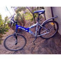 "Велосипед STELS Navigator 550 со счётчиком 26""."