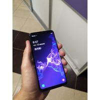 Samsung Galaxy s9 64 gb черный 10из10 1-а микроцарапинка б.у 4 месяца