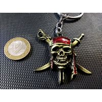 Джек пират , брелок