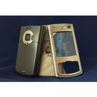 Корпус в сборе Nokia N80(цвет silver)