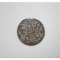 Solidus Литовский 1652г. Ян Казимир Ваза (брак)